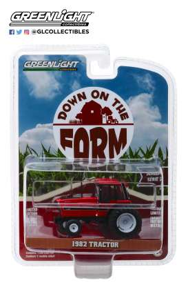 non  - 1982 red/black - 1:64 - GreenLight - 48020E - gl48020E | The Diecast Company