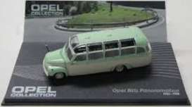 Opel  - Blitz 1953 creme/green - 1:72 - Magazine Models - ope98 - magOpe98 | The Diecast Company