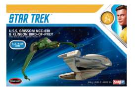 Star Trek  - U.S.S.   - 1:1000 - Polar Lights - 0957 - plls0957 | The Diecast Company