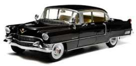 Cadillac  - *Godfather* 1955 black - 1:64 - GreenLight - 51209 - gl51209 | The Diecast Company