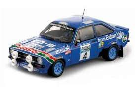 Ford  - RS 1800 1978 blue - 1:18 - Minichamps - 155788704 - mc155788704 | The Diecast Company