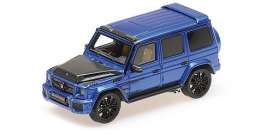 Brabus  - 900 2017 dark blue - 1:43 - Minichamps - 437037404 - mc437037404 | The Diecast Company