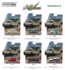 Assortment/ Mix  - various - 1:64 - GreenLight - 29930 - gl29930 | The Diecast Company
