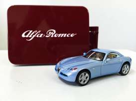 Alfa Romeo  - Nuvola light blue - 1:43 - Magazine Models - FIA5915798 - magFIA5915798 | The Diecast Company