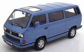 Volkswagen  - T3 *blue star* blue - 1:18 - KK - Scale - 180202 - kkdc180202 | The Diecast Company