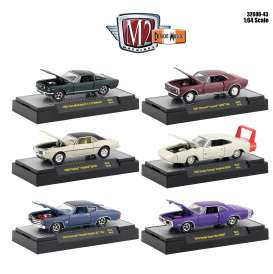 Assortment/ Mix  - various - 1:64 - M2 Machines - 32600-43 - M2-32600-43 | The Diecast Company