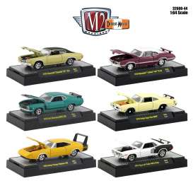 Assortment/ Mix  - various - 1:64 - M2 Machines - 32600-44 - M2-32600-44 | The Diecast Company