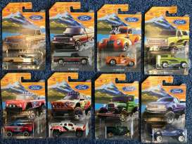 Assortment/ Mix  - various - 1:64 - Hotwheels - GDG44-999C - hwmvGDG44-999C | The Diecast Company