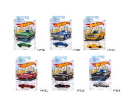 Assortment/ Mix  - various - 1:64 - Hotwheels - GDG44-965D - hwmvGDG44-965D | The Diecast Company