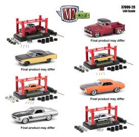 Assortment/ Mix  - various - 1:64 - M2 Machines - 37000-20 - M2-37000-20 | The Diecast Company