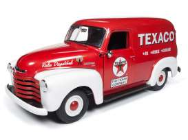 Chevrolet  - Panel Delivery 1948 red/white - 1:18 - Auto World - AW248 - AW248 | The Diecast Company