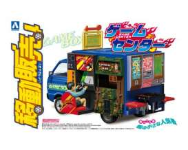 non  - Game Center Abeshi  - 1:24 - Aoshima - 108294 - abk108294 | The Diecast Company