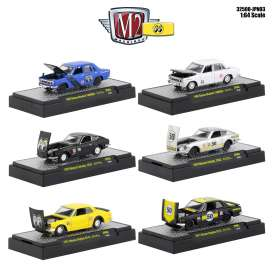 Assortment/ Mix  - various - 1:64 - M2 Machines - 32500JPN03 - M2-32500JPN03 | The Diecast Company