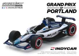 Honda  - 2018 white/blue.black - 1:64 - GreenLight - 10829 - gl10829 | The Diecast Company