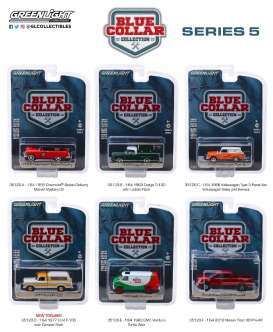 Assortment/ Mix  - various - 1:64 - GreenLight - 35120 - gl35120 | The Diecast Company