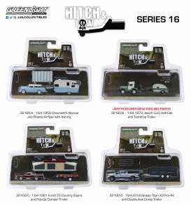 Assortment/ Mix  - various - 1:64 - GreenLight - 32160 - gl32160 | The Diecast Company