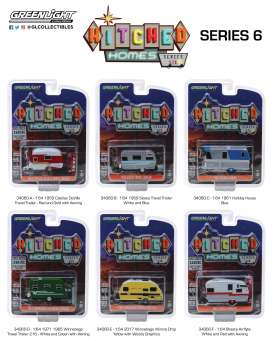 Assortment/ Mix  - various - 1:64 - GreenLight - 34060 - gl34060 | The Diecast Company