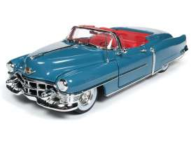 Cadillac  - Eldorado 1953 blue/red - 1:18 - Auto World - AW251 - AW251 | The Diecast Company