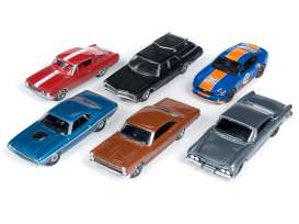 Assortment/ Mix  - various - 1:64 - Auto World - 64202B - AW64202B | The Diecast Company