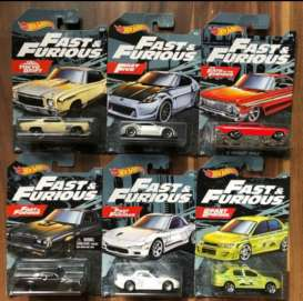 Assortment/ Mix  - 2018 various - 1:64 - Hotwheels - GDG83-965F - hwmvGDG83-965F | The Diecast Company