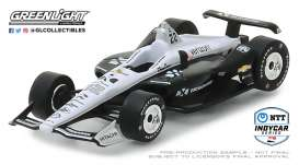 Chevrolet  - 2019 white/black - 1:64 - GreenLight - 10833 - gl10833 | The Diecast Company