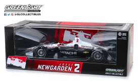 Chevrolet  - 2019 white/black - 1:18 - GreenLight - 11048 - gl11048 | The Diecast Company
