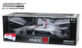 Chevrolet  - 2019 silver/black - 1:18 - GreenLight - 11049 - gl11049 | The Diecast Company
