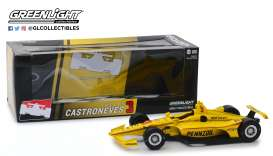 Chevrolet  - 2019 yellow/black - 1:18 - GreenLight - 11052 - gl11052 | The Diecast Company
