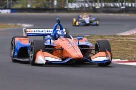 Honda  - 2018 blue/orange - 1:18 - GreenLight - 11053 - gl11053 | The Diecast Company
