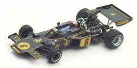 Lotus  - 72F 1975 black/gold - 1:43 - Spark - S7129 - spaS7129 | The Diecast Company