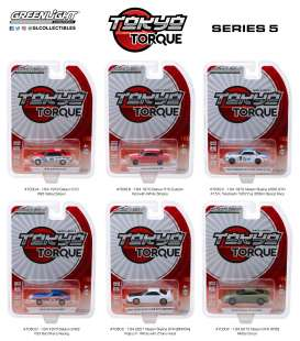 Assortment/ Mix  - various - 1:64 - GreenLight - 47030 - gl47030 | The Diecast Company