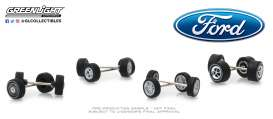 Wheels & tires Rims & tires - 2018  - 1:64 - GreenLight - 13166 - gl13166 | The Diecast Company