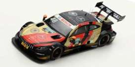 Mercedes Benz  - 2018 red/black/gold - 1:43 - Spark - SG440 - spaSG440 | The Diecast Company