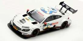 Mercedes Benz  - 2018 white - 1:43 - Spark - SG441 - spaSG441 | The Diecast Company