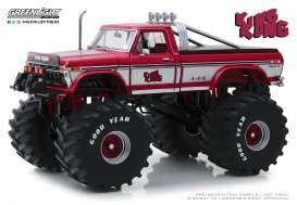 Ford  - F-250 Monster Truck 1975  - 1:18 - GreenLight - 13539 - gl13539 | The Diecast Company