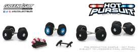 Wheels & tires Rims & tires - 2018  - 1:64 - GreenLight - 13171 - gl13171 | The Diecast Company
