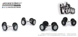 Wheels & tires Rims & tires - 2018  - 1:64 - GreenLight - 13172 - gl13172 | The Diecast Company