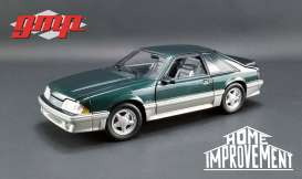 Ford Mustang - GT *Home Improvement* 1991 green - 1:18 - GMP - GMP18920 - gmp18920 | The Diecast Company