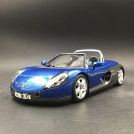 Renault  - Spider 1998 blue - 1:18 - OttOmobile Miniatures - 748 - otto748 | The Diecast Company
