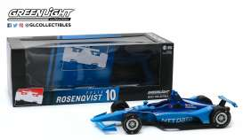 Honda  - 2019 blue - 1:18 - GreenLight - 11056 - gl11056 | The Diecast Company