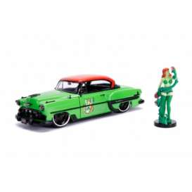 Chevrolet  - Bel Air *Poison Ivy* 1953 green - 1:24 - Jada Toys - 30455 - jada30455 | The Diecast Company