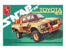 Toyota  - Hilux 1980  - 1:25 - AMT - s1114 - amts1114 | The Diecast Company