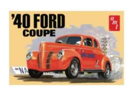 Ford  - Coupe 1940  - 1:25 - AMT - s1141 - amts1141 | The Diecast Company