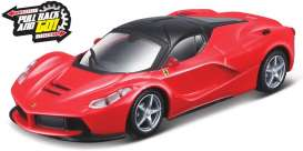 Ferrari  - Laferrari red - 1:43 - Bburago - 36122 - bura36122 | The Diecast Company