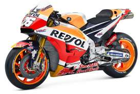 Honda  - RC213V orange/red/black - 1:18 - Maisto - 34595P - mai34595P | The Diecast Company