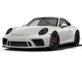 Porsche  - 911 2018 white - 1:43 - Minichamps - 410067420 - mc410067420 | The Diecast Company