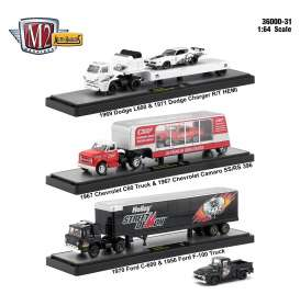 Assortment/ Mix  - Various - 1:64 - M2 Machines - 36000-31 - m2-36000-31 | The Diecast Company