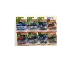 Assortment/ Mix  - 2018 various - 1:64 - Matchbox - FWD28-956C - MBFWD28-956C | The Diecast Company