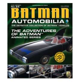 Batman  - black - 1:43 - Magazine Models - bat065 - magBAT065 | The Diecast Company