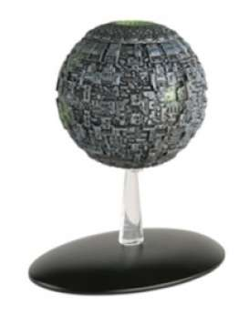 Star Trek  - grey/black - Magazine Models - Startrek010 - magStartrek010 | The Diecast Company
